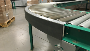 Corner Conveyor Guard